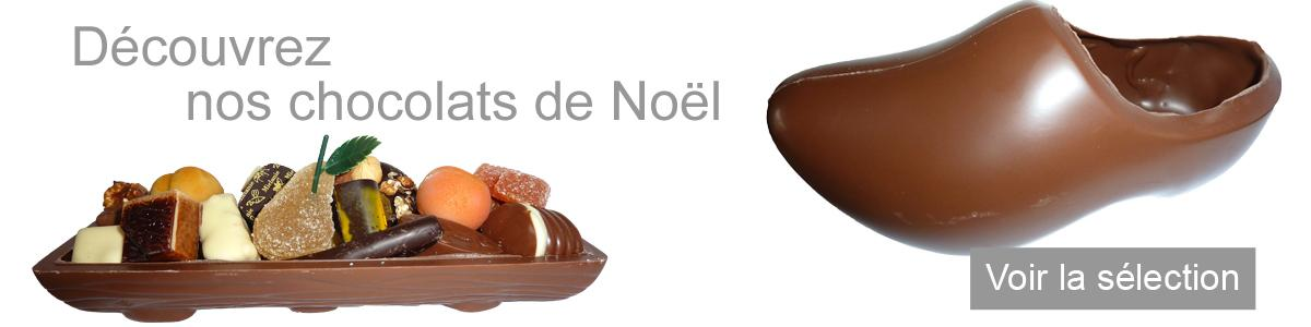 HOME Noël chocolats
