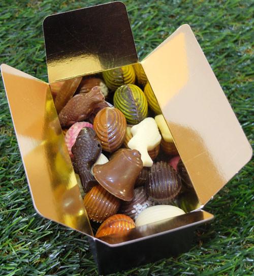 Ballotin de chocolats de Pâques - Dragées & Chocolats