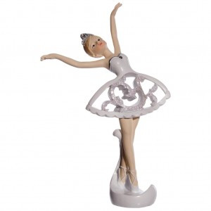 danseuse grand modèle ballerine strass - Dragées & Chocolats