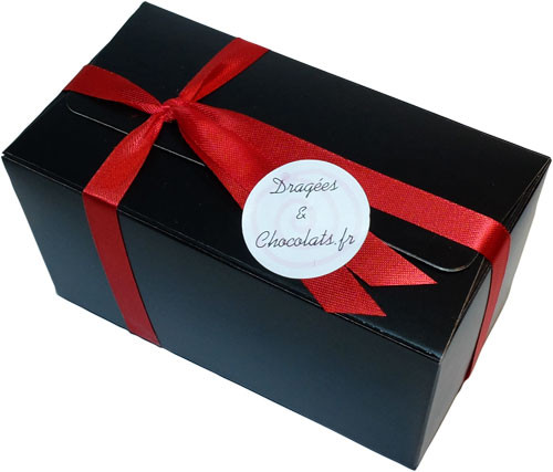Notre ballotin de 250 gr de chocolats