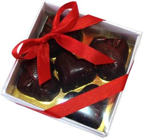Le coffret Saint Valentin - Dragées & Chocolats