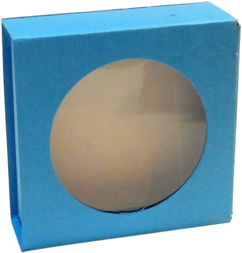 La boîte à dragées turquoise de Dragées & Chocolats