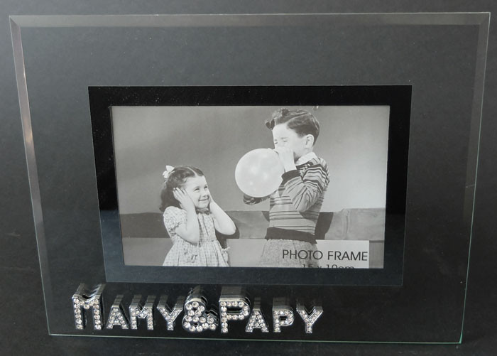 Cadre photo Papy & Mamy