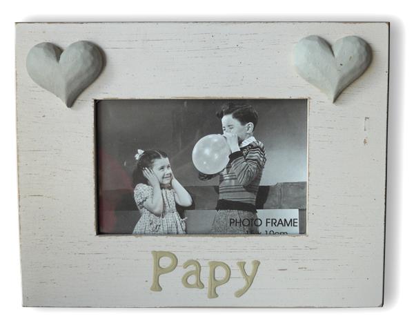 Notre cadre photo Papy