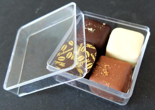 Notre boite 4 chocolats