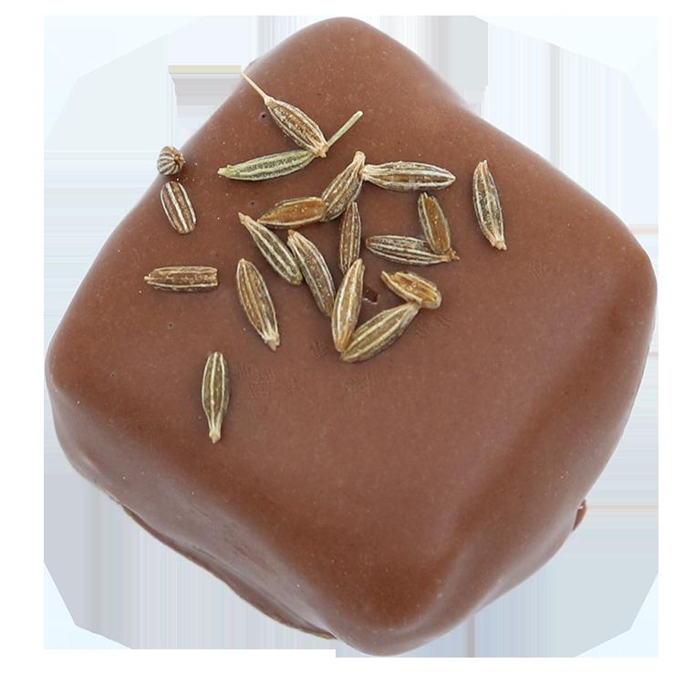 Le chocolat extravagant Thaï de Dragées & Chocolats