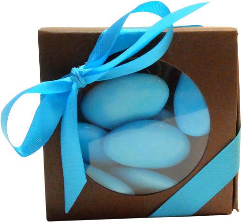 La boite à dragées chocolat