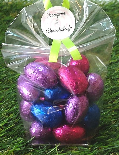Les oeufs pralinés de Dragées & Chocolats
