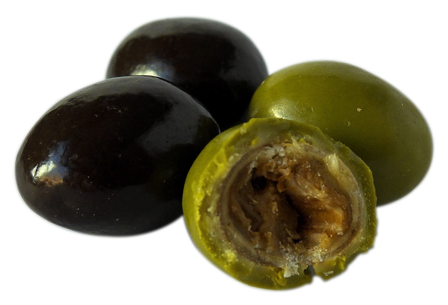 Olives Feuilletées - chocolat