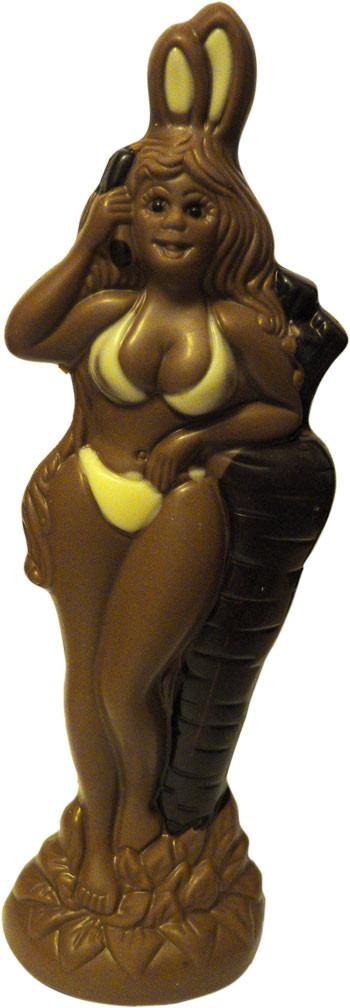 Chocolat sexy - Femme
