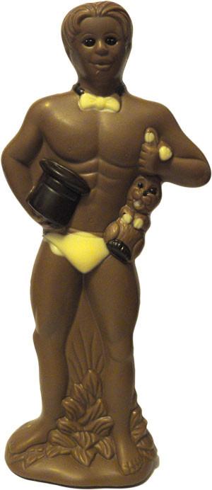 Chocolat sexy - Homme