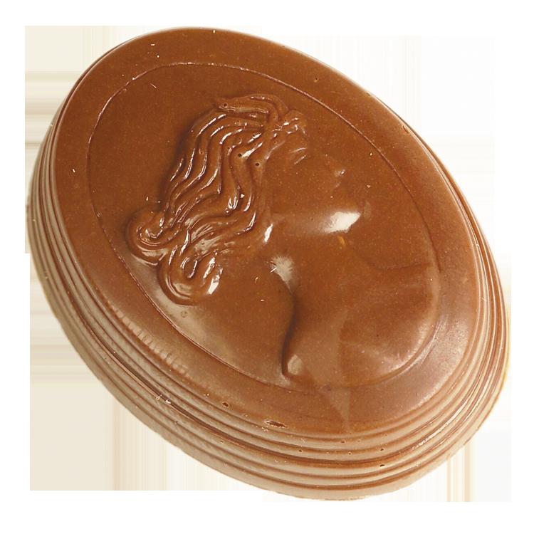Notre chocolat Médaillon