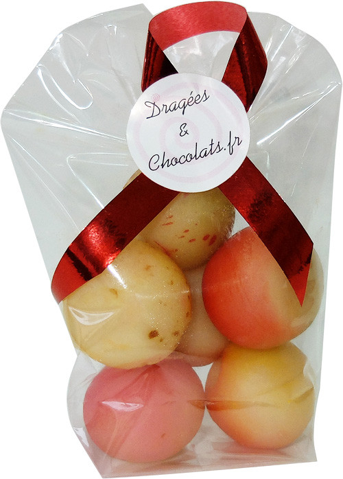 Les pâtes d'amandes de Dragées & Chocolats