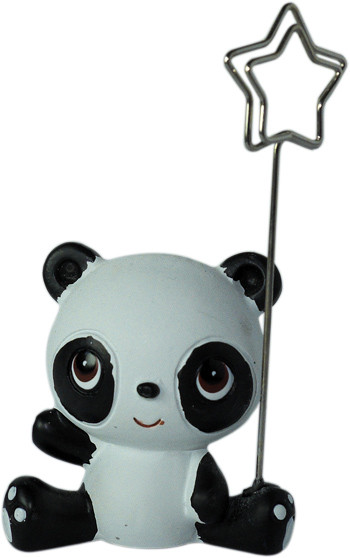 Notre panda clip photo