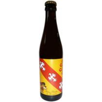 Bière de Lorraine Le loup blond