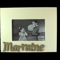 Notre cadre photo Marraine