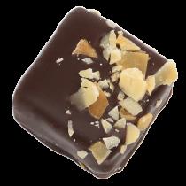 Le chocolat extravagant Crêpe Salée de Dragées & Chocolats