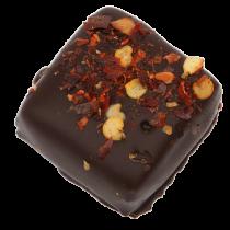 Le chocolat extravagant Hot Chili de Dragées & Chocolats