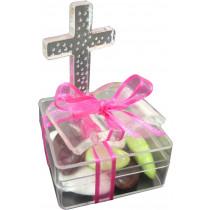 Présentation originale pour Communion - Dragées & Chocolats