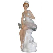 Danseuse ballerine tutu - Grand modèle - Dragées & Chocolats
