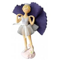 La ballerine souriante - Dragées & Chocolats