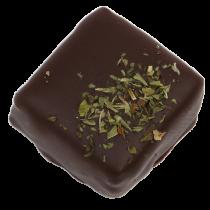 Le chocolat extravagant Menthe de Dragées & Chocolats