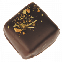 Notre chocolat Orange Noir