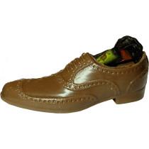 La chaussure Homme en chocolat de Dragées & Chocolats