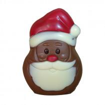 Père Noël en chocolat au lait - 9cm - 45g