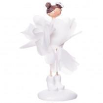 Sujet danseuse ballerine moderne petit modèle