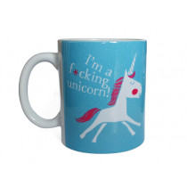 Tasse Licorne - Mug I'm a F*cking Unicorn