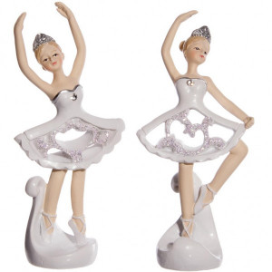 danseuse ballerine strass - Dragées & Chocolats - Communion - bapême