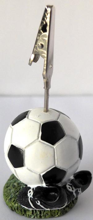 Notre ballon de foot et clip