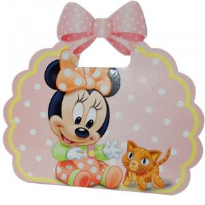 boîte à dragées Mini Mouse Disney