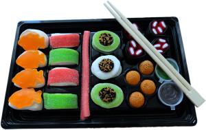Candy Sushi, les bonbons en forme de sushi