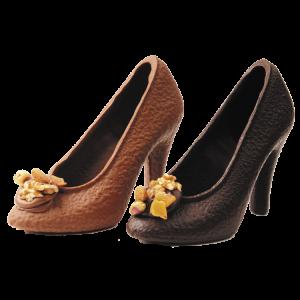 Nos chaussures en chocolat