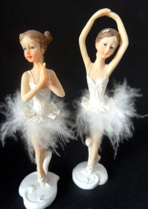 Nos danseuses ballerines