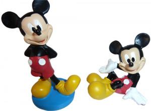 Sujet Mickey Mouse Disney de Dragées & Chocolats