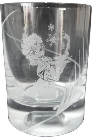 Verre à eau la Reine des Neiges de Disney