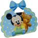 Boîte à dragées Mickey Mouse - VIDE