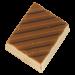 Notre chocolat Carré Noisette