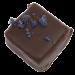 Le chocolat extravagant Violette de Dragées & Chocolats