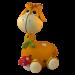 Notre girafe tirelire
