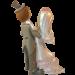 Le couple de mariés original - arrière